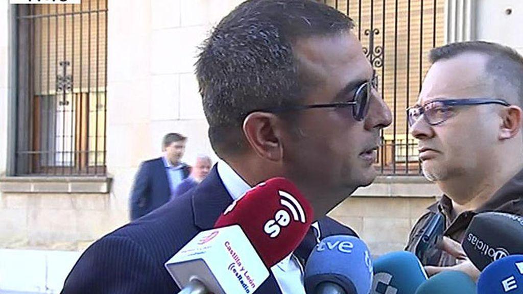 """El abogado de R. Gago: """"Estamos pendiente de que esto termine y se confirme la de libertad"""""""