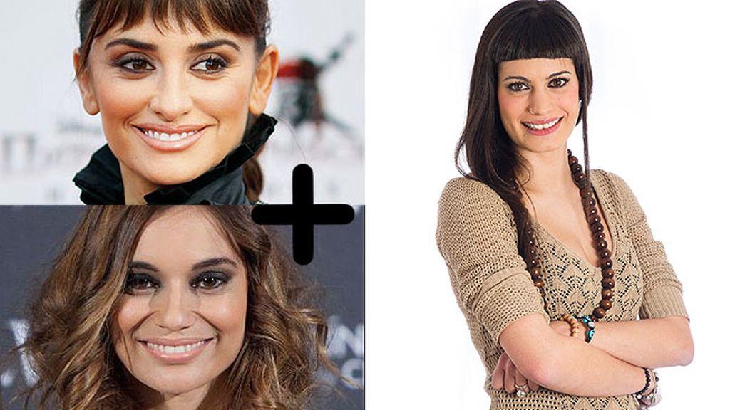 ¿Es Raky una mezcla de Penélope Cruz y Norma Ruiz?