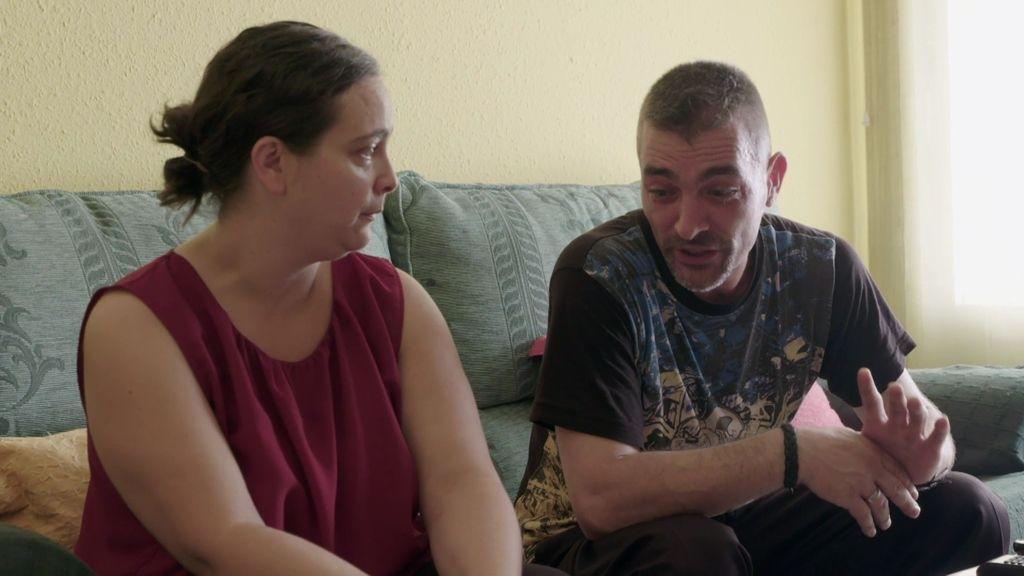Sergio descubrió conversaciones de Verónica en una red de contactos online