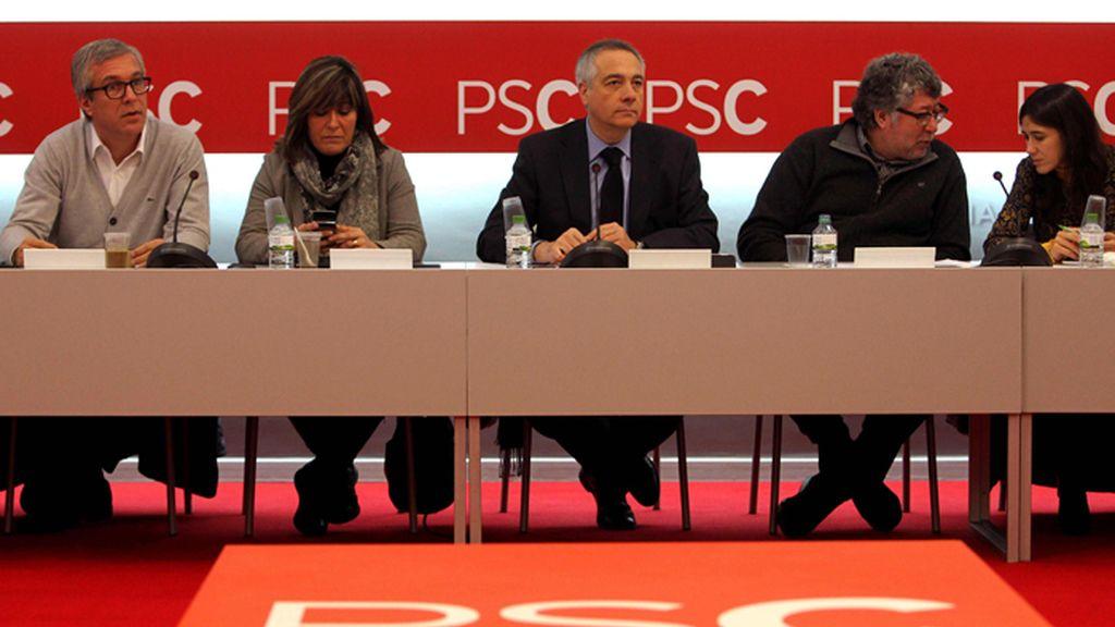 El PSC debate en su ejecutiva una propuesta de reforma federal de la Constitución