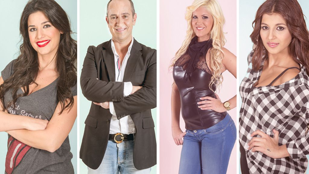 Los nuevos nominados de GH VIP: Ylenia, Víctor, Aguasantas y Ares
