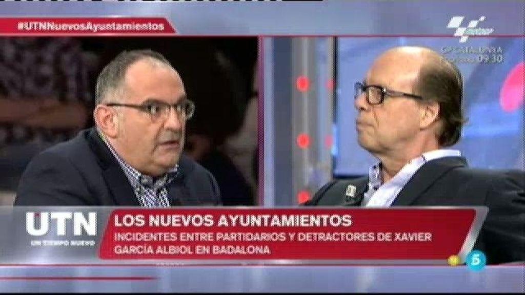 """Antón Losada: """"El PP pierde el mayor poder municipal que ha tenido nunca un partido"""""""""""
