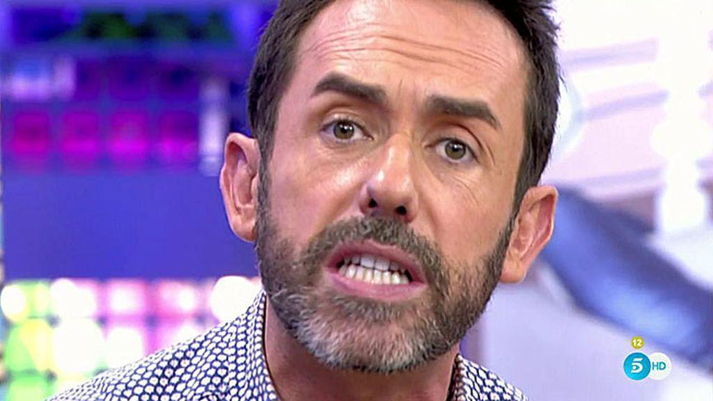 """Jesús Manuel avisa a la madre de Alba Carrillo: """"Cállate ya o saldréis mal paradas"""""""
