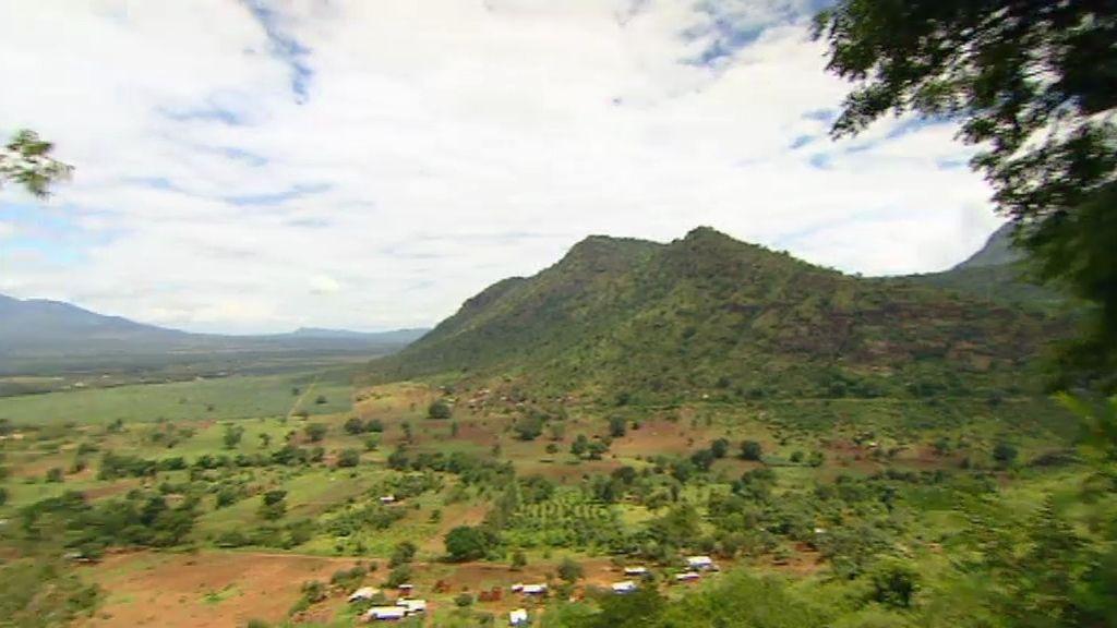 Las montañas Usambara