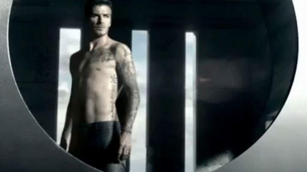 ¿A qué huele David Beckham?