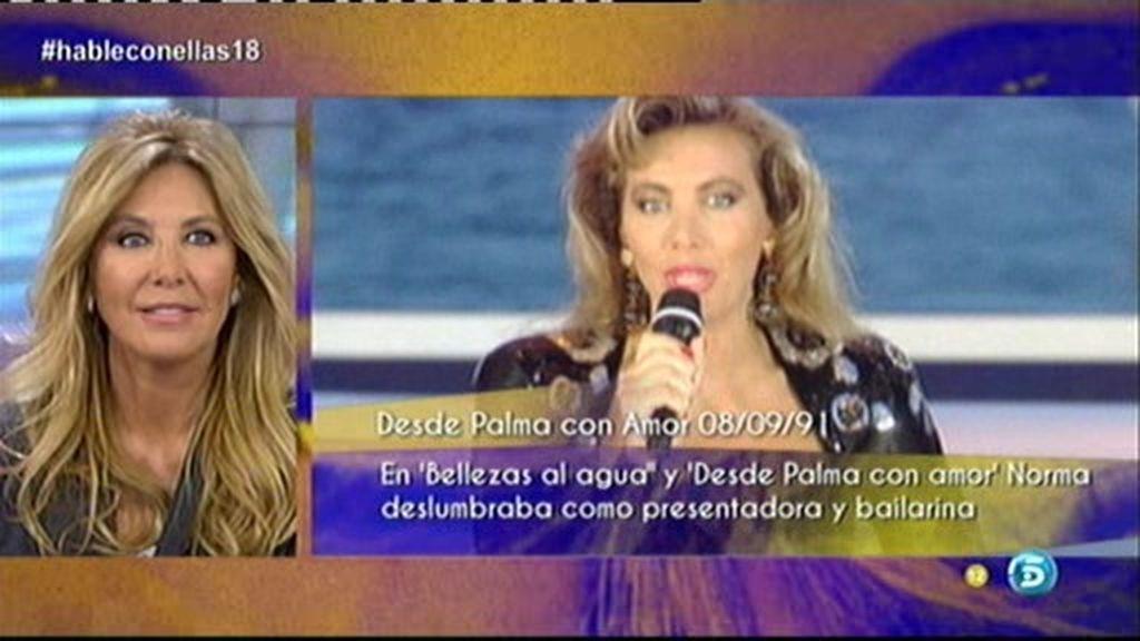 Norma Duval, la vedette de Telecinco