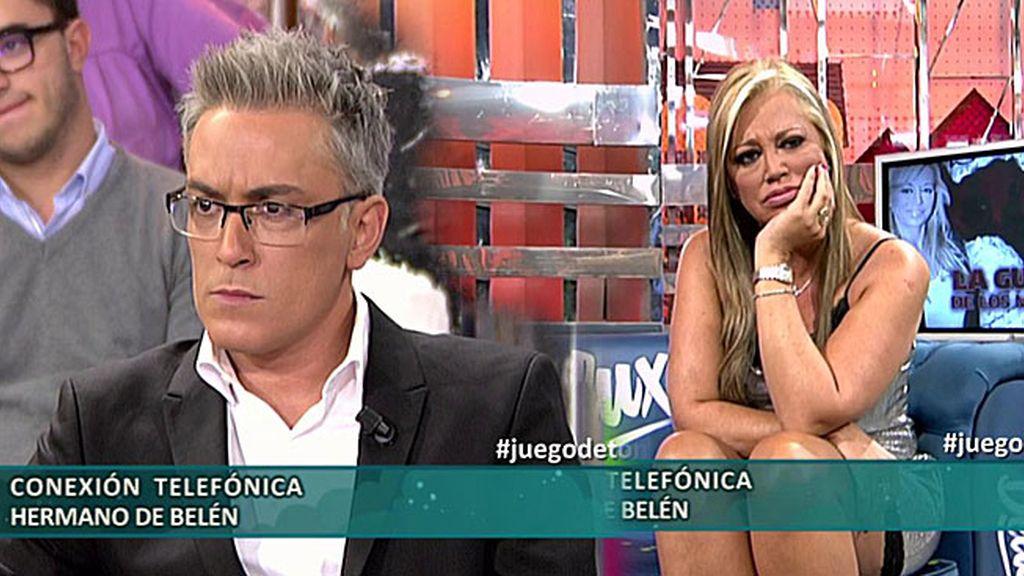"""Hermano de Belén: """"Toño me pidió que desacreditara a Kiko Hernández"""""""