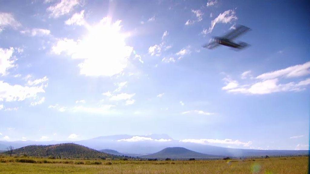 Sobrevolando el Kilimanjaro