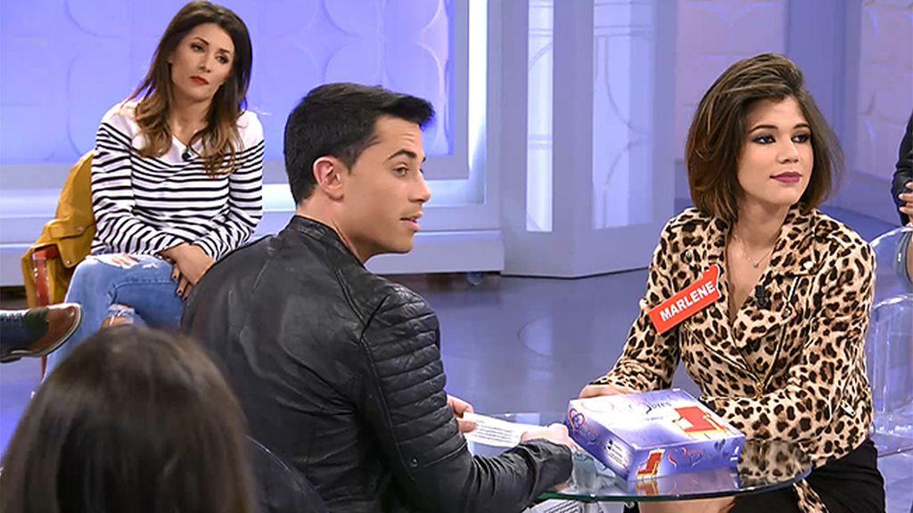 """Marlene, a Diego: """"Soy innovadora en todos los aspectos, pero solo con mi pareja"""""""