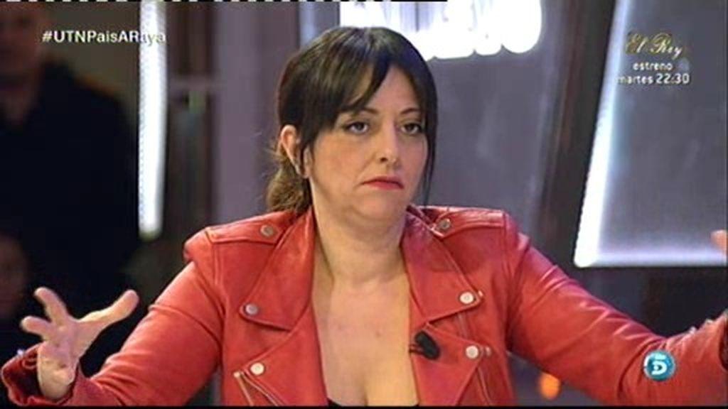 """Yolanda Ramos: """"El pequeño Nicolás es el Golosina de los políticos"""""""