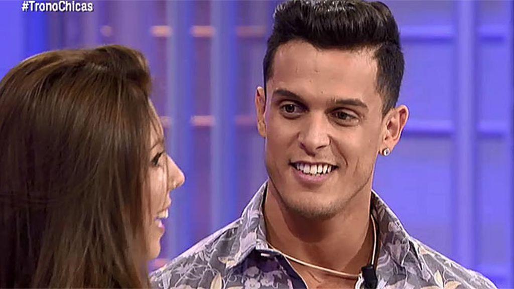 Jorge, el atleta internacional de Anais
