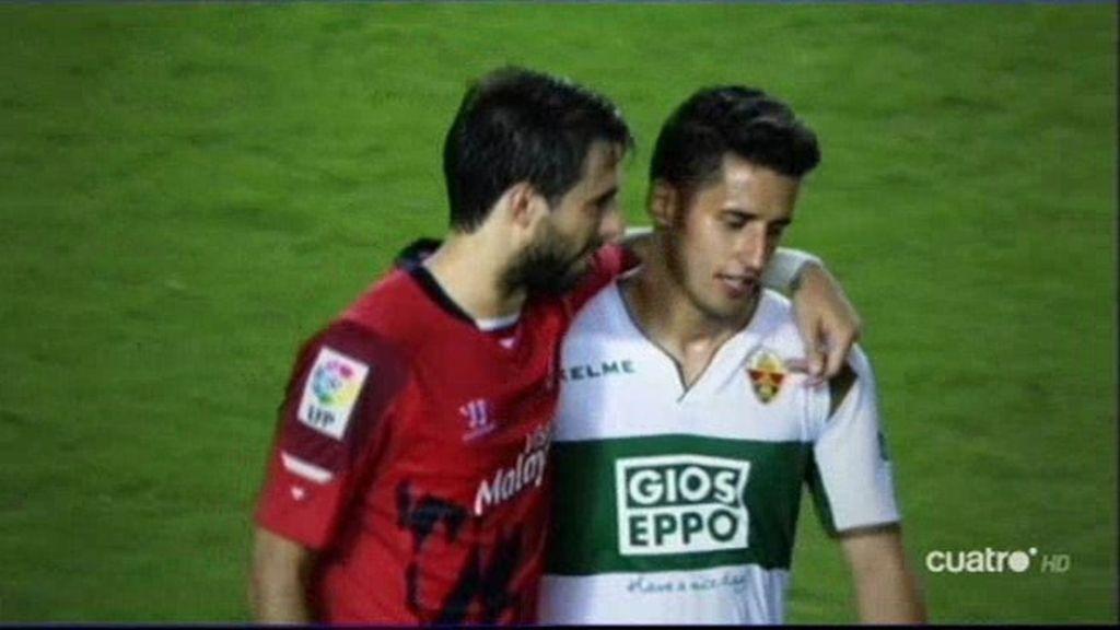 El Elche podría descender por impagos, devolviendo al Eibar a Primera División