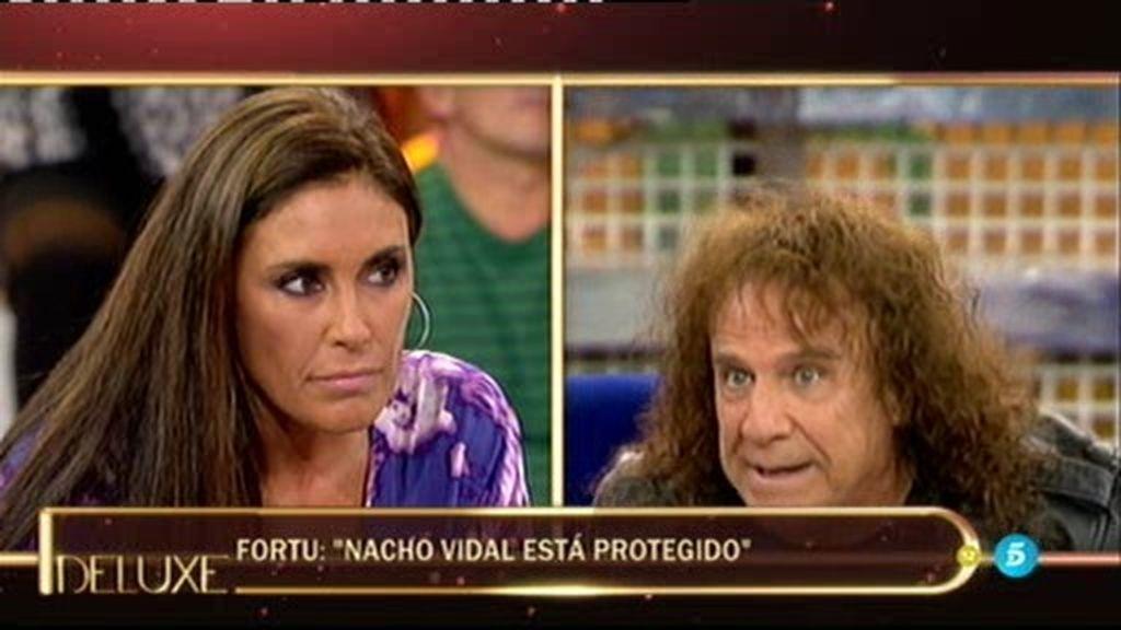 """Isabel Rábago, a Fortu: """"Nacho se sintió traicionado y amenazado por ti"""""""