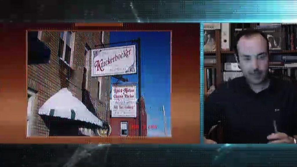 Misterio 4.0: las apariciones en el 'Hotel Knickerbocker'