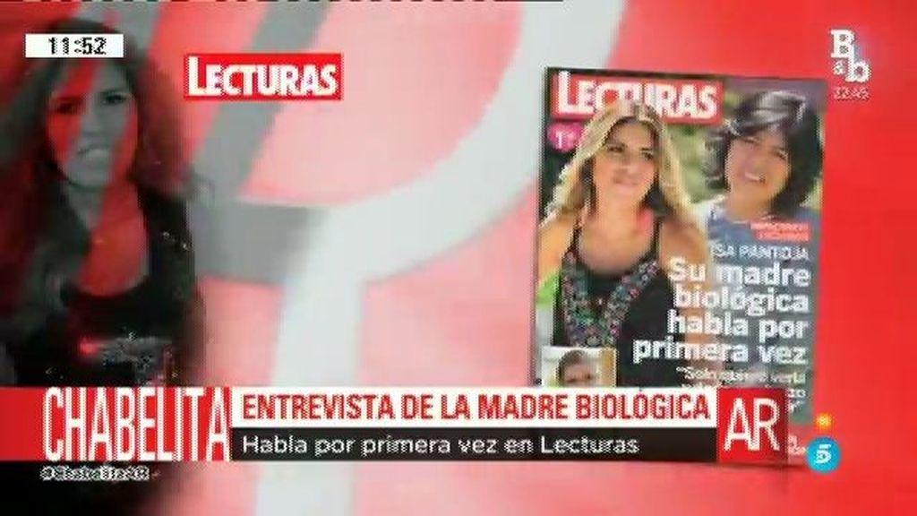 """Marisa Martín Blázquez: """"Chabelita no quiere conocer a su madre biológica"""""""