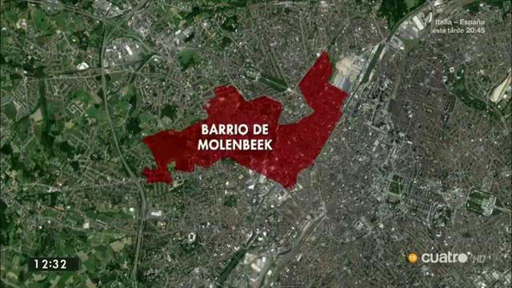 Molenbeek, refugio del terrorismo yihadista en Europa