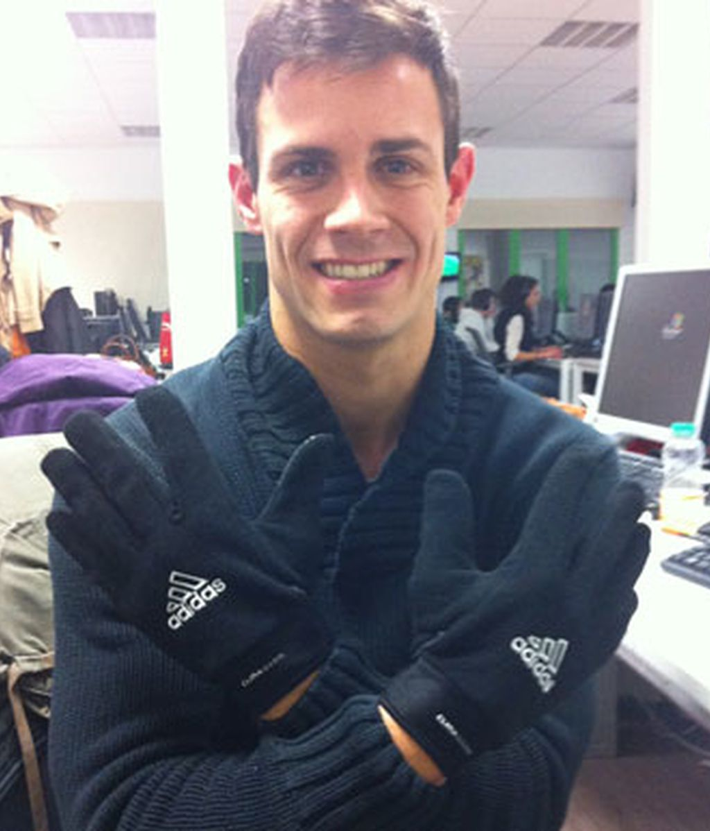 Guantes CR7