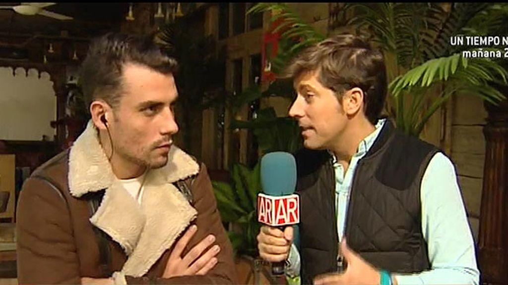 """'AR' habla con un amigo de Isabel Mateos: """"Nunca me dijo que Nicolás era su novio"""""""