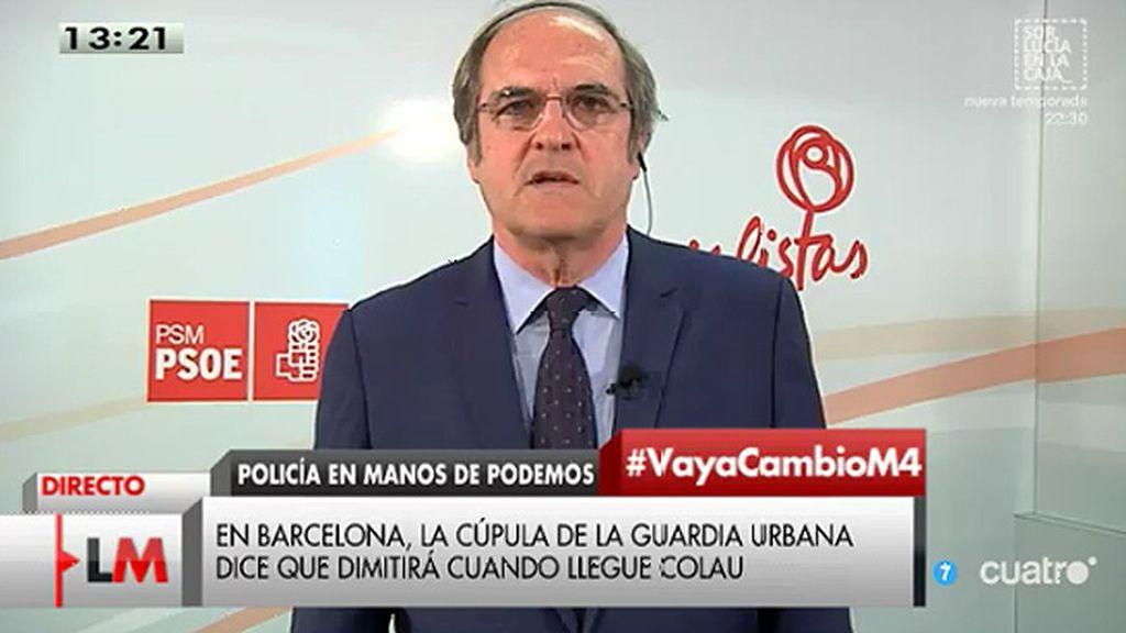 La entrevista con Ángel Gabilondo, online