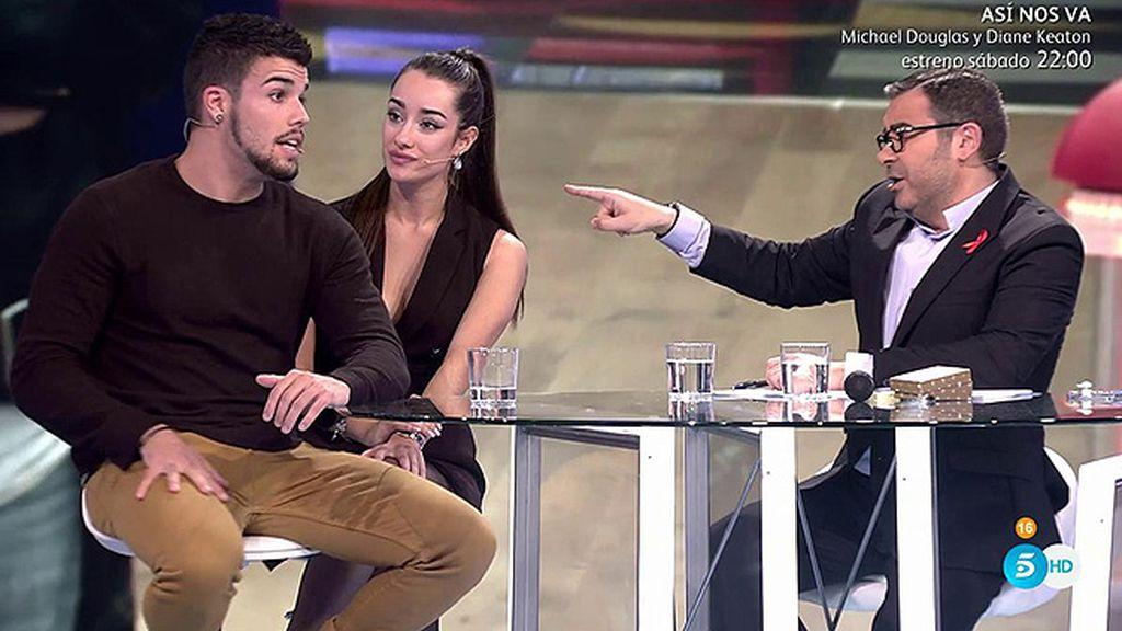 """Adara, sobre Miguel: """"En pocas palabras, juego sucio"""""""
