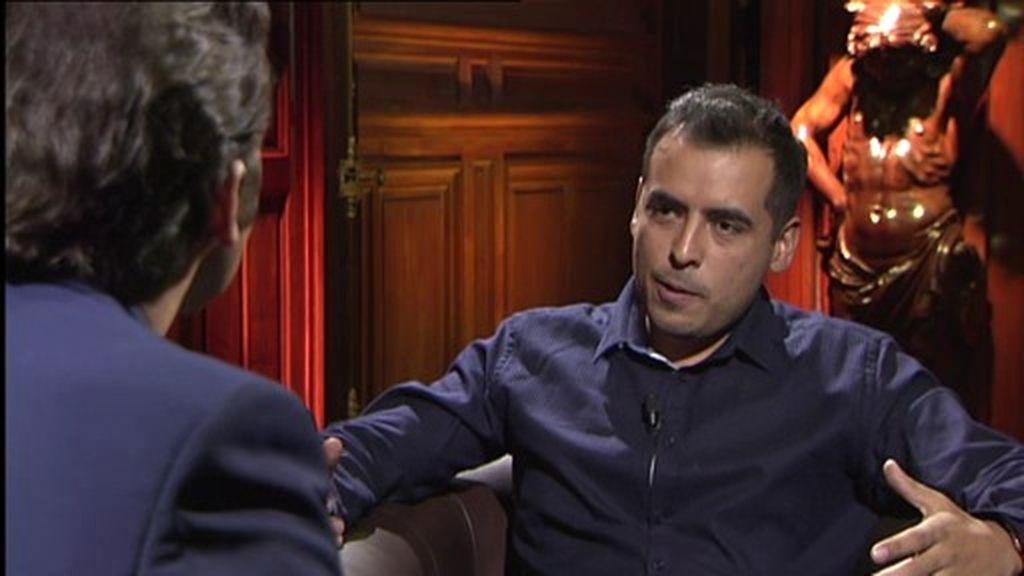 """Fernando Castro: """"Llevaba a una chica en un taxi y me dijo aquí me maté"""""""