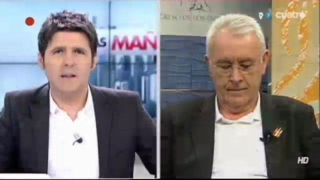 """Cayo Lara: """"El PP ha realizado una política de destrozos. La  sociedad está peor"""""""