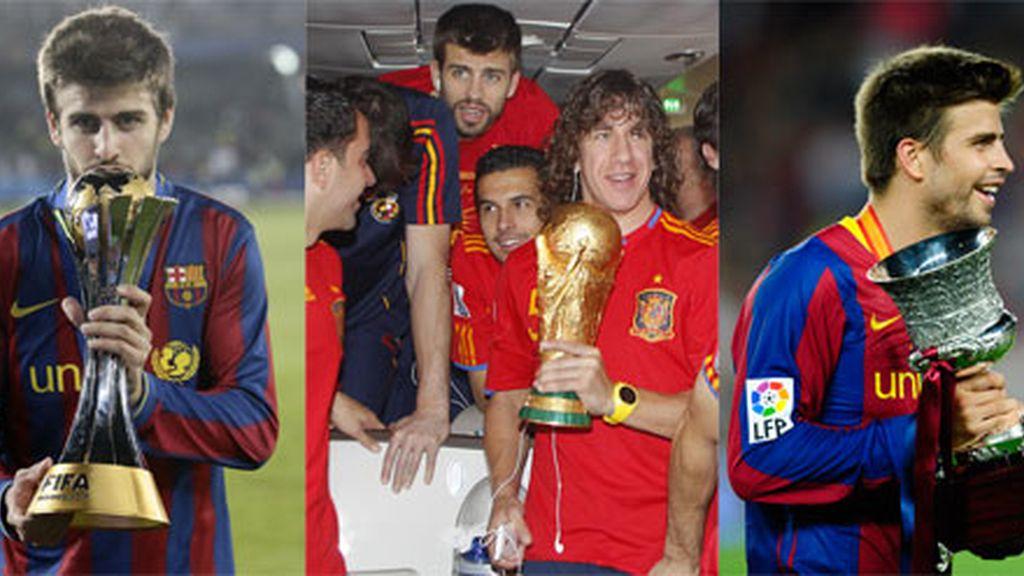 2008...: Campeón de casi todo con el Barça y con la selección