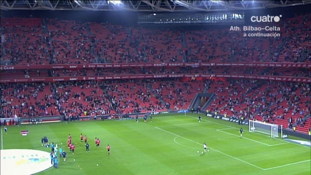 La nueva Catedral del fútbol español