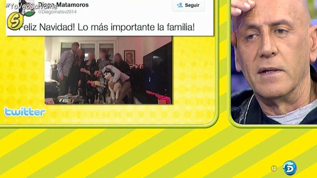 "Kiko Matamoros: ""De momento, no quiero hablar con mi hijo Diego"""