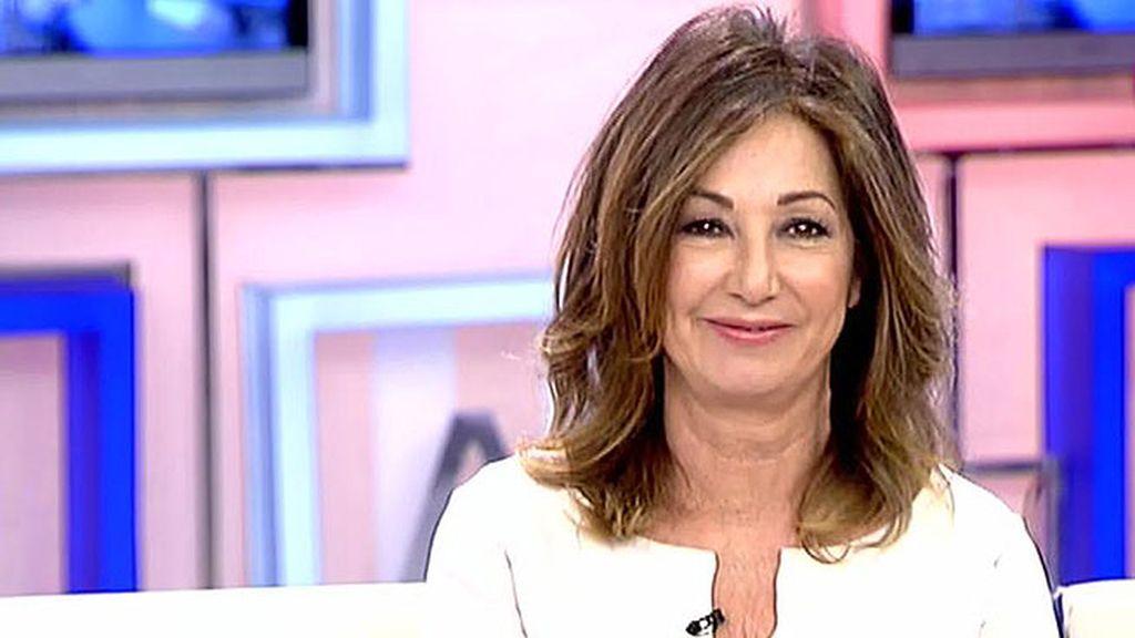 Ana Rosa, Premio Joaquín Soler Serrano de radio y televisión