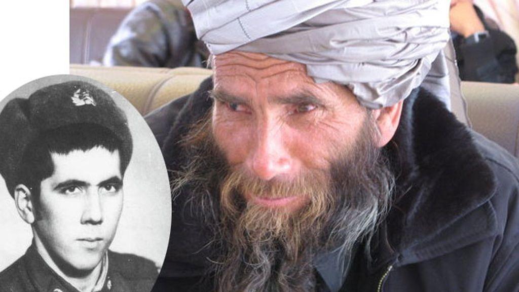 soldado ruso desaparecido Afganistán