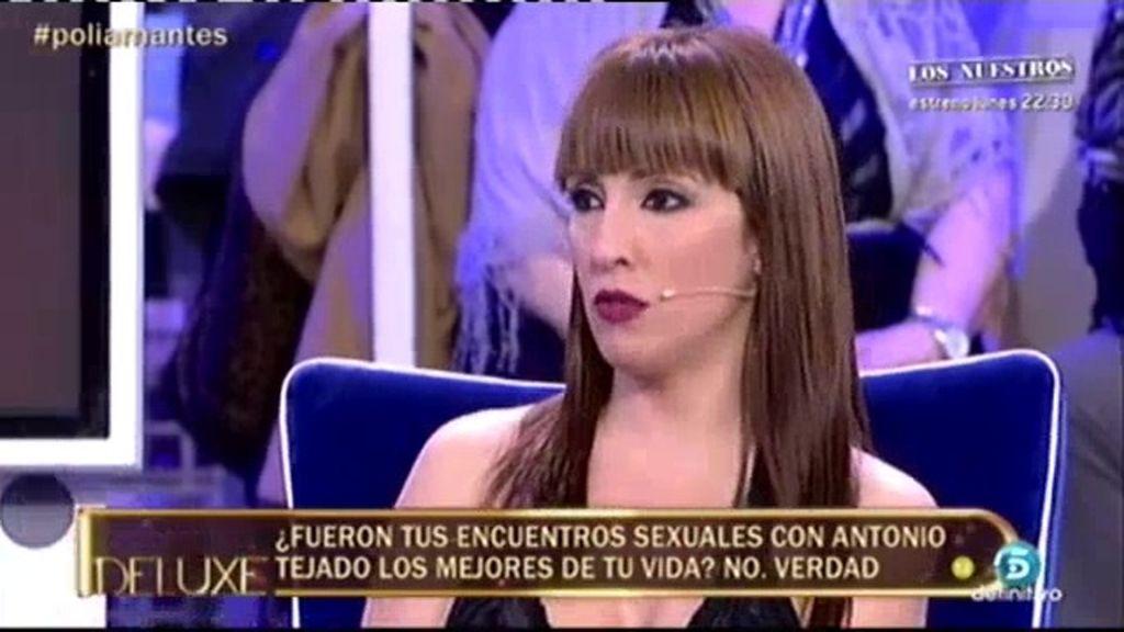"""Marta con desdén: """"Mis encuentros con Tejado no fueron los mejores de mi vida"""""""