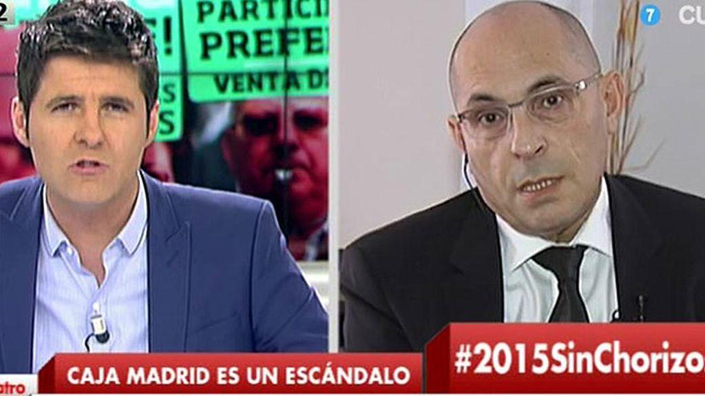 """Elpidio Silva: """"Estamos creando incentivos para el corrupto"""""""