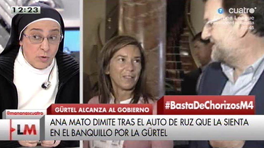 """""""Si la dimisión de Mato fuera contagiosa podríamos estar ante la salida de la crisis"""""""