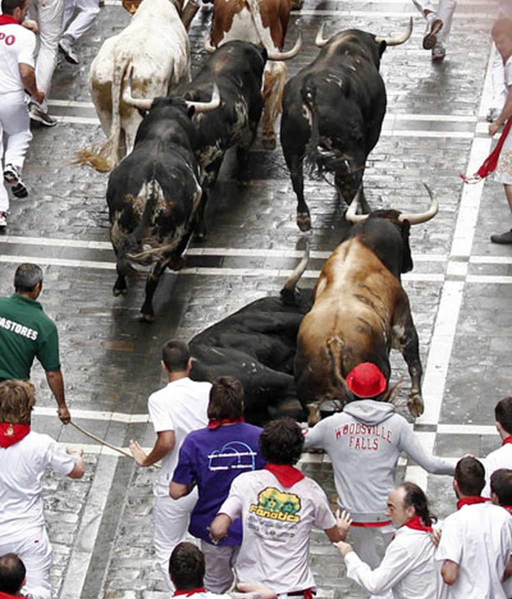 Los toros han corrido muy estirados