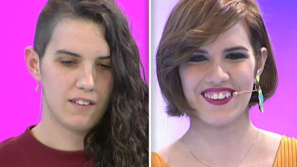 Alba saca su lado más femenino gracias al cambio de look de Pelayo