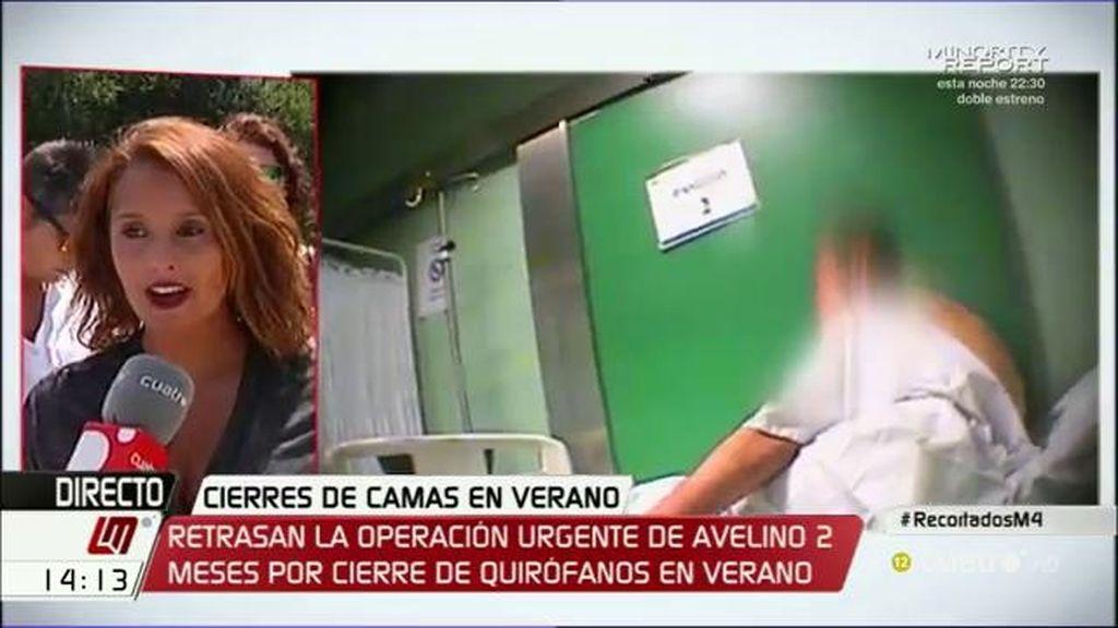 """Vanesa Rojo: """"Se nos pide a los pacientes que nuestras enfermedades se vayan de vacaciones con ellos"""""""