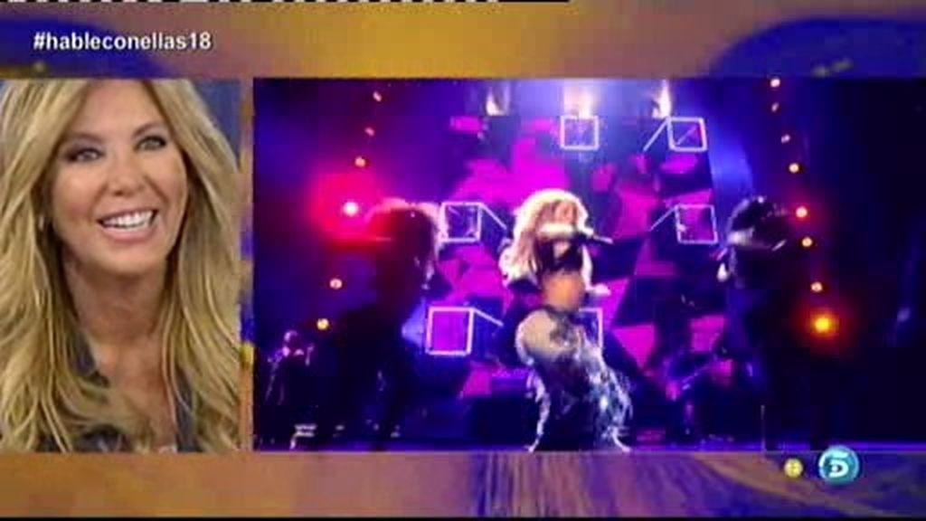 ¿Copió Shakira su movimiento de cadera de Norma Duval?
