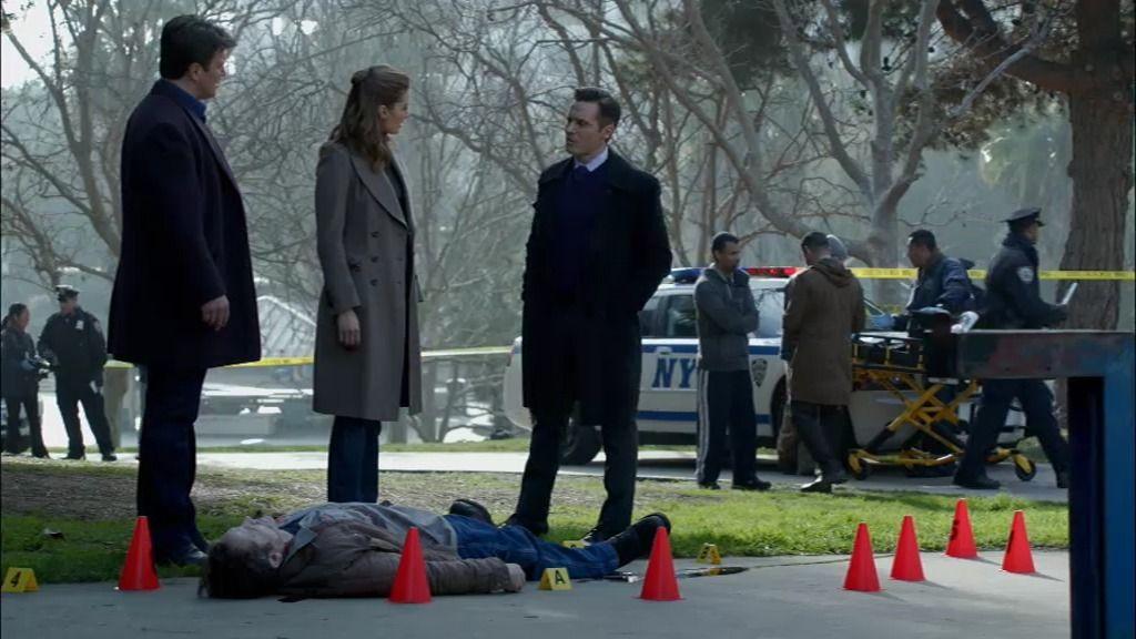 Un atraco que no es lo que parece, nuevo caso para Castle y Beckett