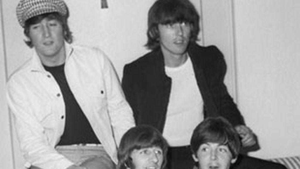 Los Beatles. Foto:EFE