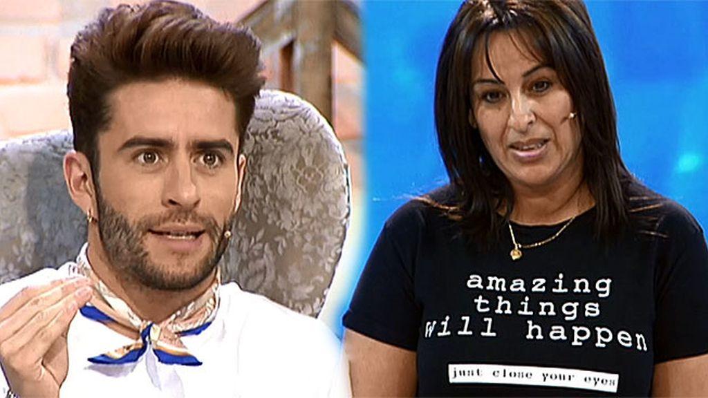 """Pelayo, a Carolina: """"Debes de ser una de las mujeres mejor vestidas de Sevilla"""""""