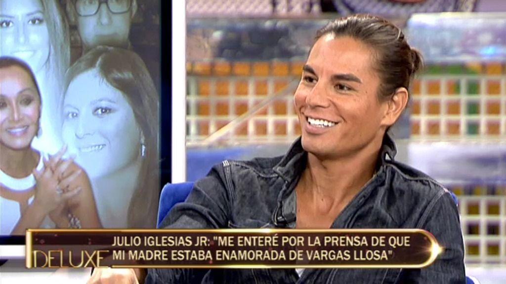"Julio Iglesias Jr: ""Me enteré por la prensa de que mi madre estaba enamorada"""