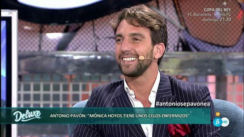 ¡Antonio Pavón se acuerda del tatuaje de Mónica Hoyos en la entrepierna de Mónica!