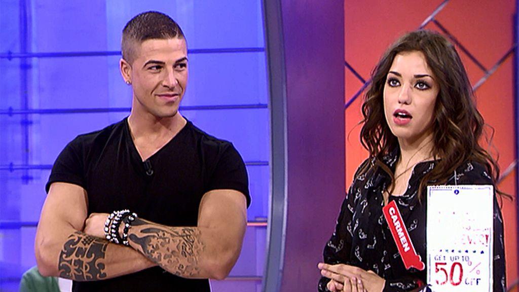 """Rafa Mora opina: """"Para mi la chica más guapa de Labrador es Carmen"""""""