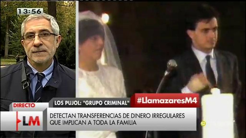 """Gaspar Llamazares, de IU: """"Es una investigación sobre corrupción, no debe ser interpretada como ataque al nacionalismo"""""""