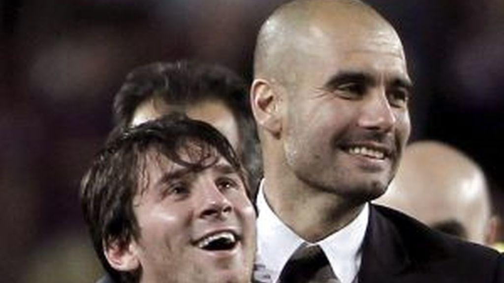 """Messi: """"El Barça se acostumbró a ganar y, cuando no, le molesta"""""""