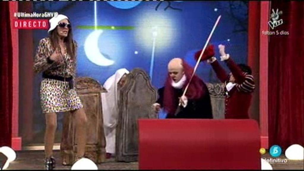 La función: 'Don Juan Tenorio', versión Gran Hermano