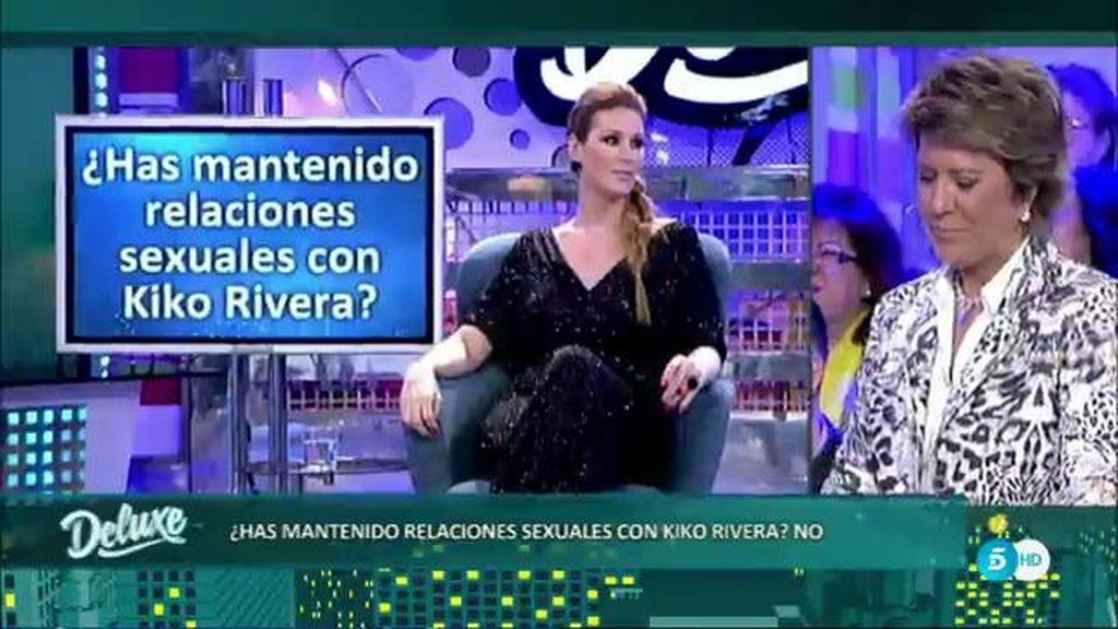 Sandra Bruman no ha mantenido relaciones sexuales con Kiko Rivera