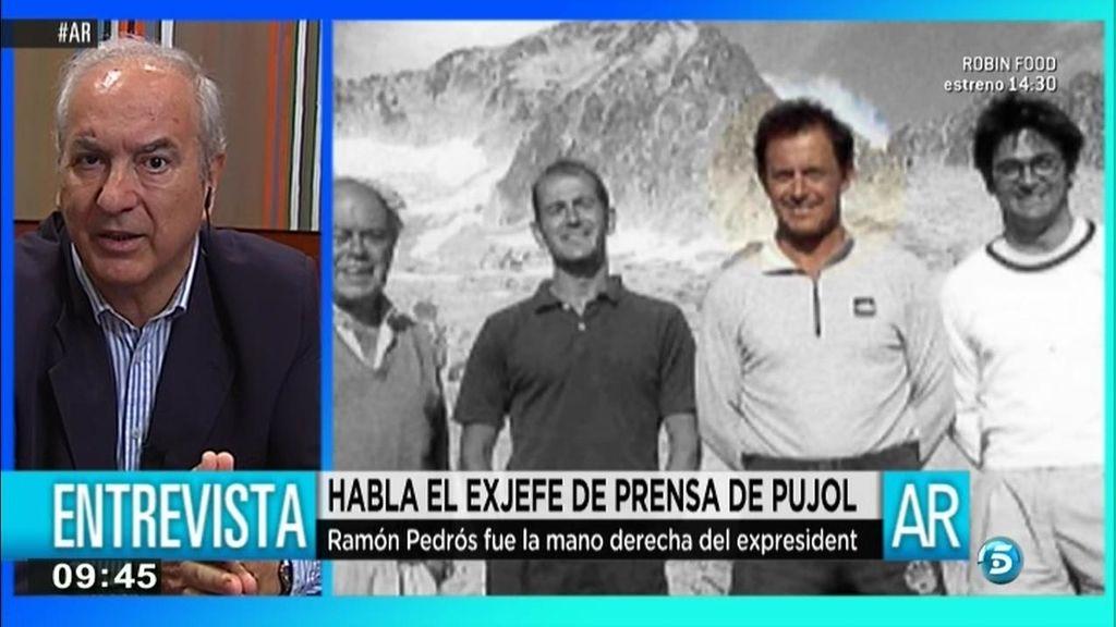 "Exjefe de prensa de Pujol: ""Viajé con él a Suiza, pero nunca noté nada sospechoso"""