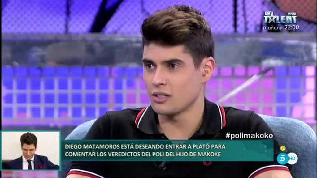"""Javier Tudela, aclara la polémica: """"No quiero más a Kiko Matamoros que a mi padre"""""""
